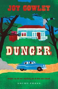 Dunger book, Joy Cowley, novel for kids