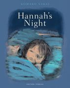 Hannah's night book, Komako Sakai, book for preschoolers, picture book for kids