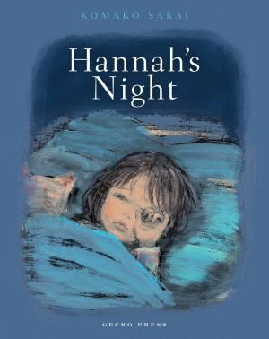 Hannah's night book, Komako Sakai, book for preschoolers, picture book for kids