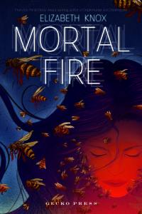 Mortal Fire book, Elizabeth Knox, novel for young adults, mystery novel