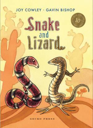 Snake and Lizard anniversary edition Joy Cowley Gavin Bishop Gecko Press