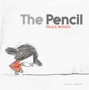 The pencil book, Paula Bossio, boardbook for kids