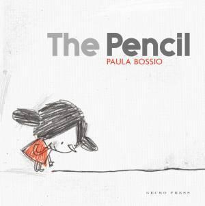 The pencil book, Paula Bossio, boardbook for kids