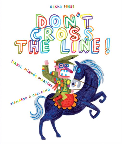 Dont Cross The Line Cover LR