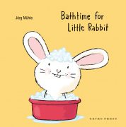 Bathtime for Little Rabbit Gecko Press cover