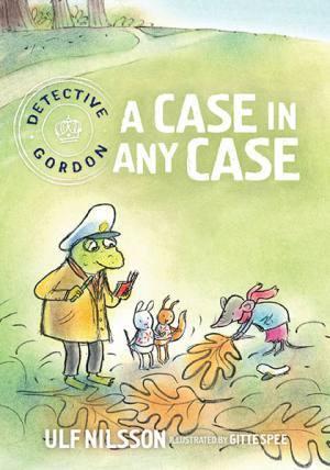 Detective Gordon Case in Any Case Gecko Press