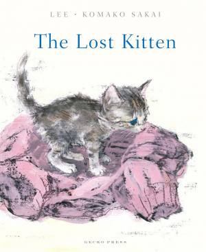 The Lost Kitten cover Gecko Press