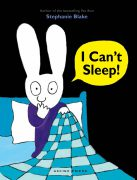 I Can't Sleep by author of Poo Bum