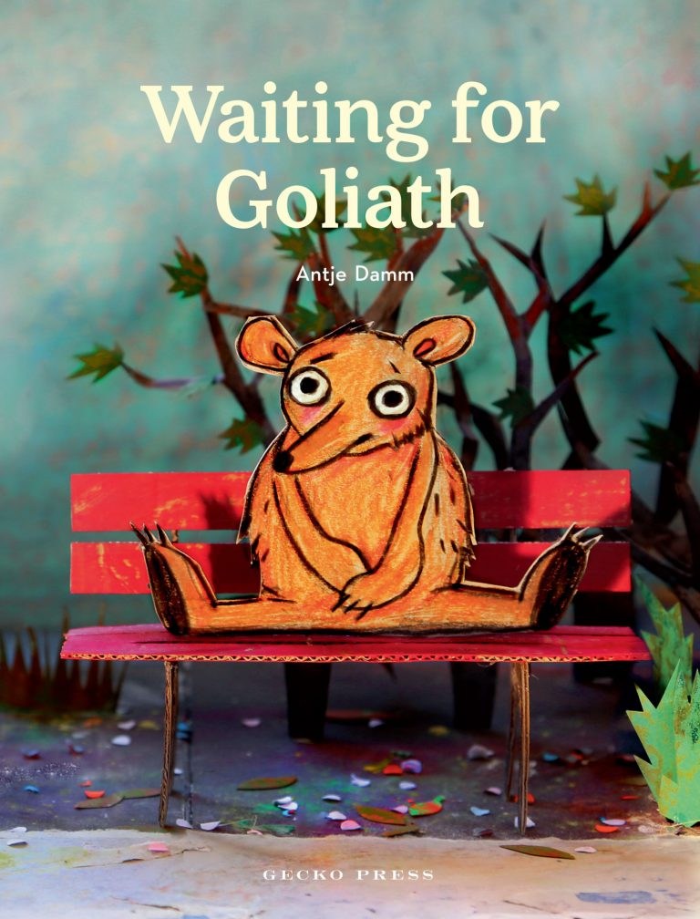 Waiting for Goliath Antje Damm Gecko Press