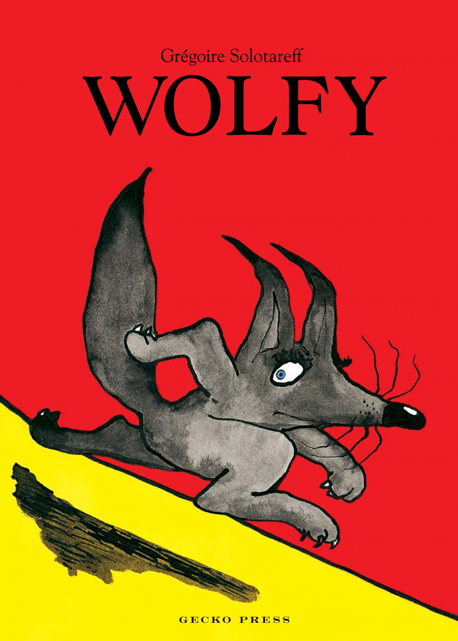Wolfy Gregoire Solotareff bestselling picture book