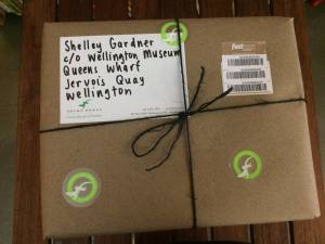Gecko Press book subscription parcel