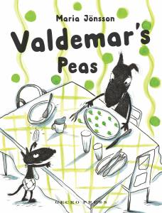 Valdemar's Peas, Children's Funny Book, Gecko Press