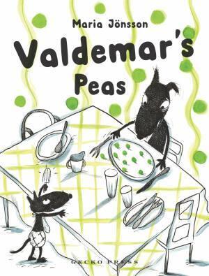 Valdemar's Peas, Children's Funny Book, Gecko Press