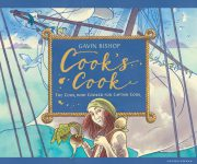 Cook's Cook by gavin Bishop. A children's book by Gecko Press