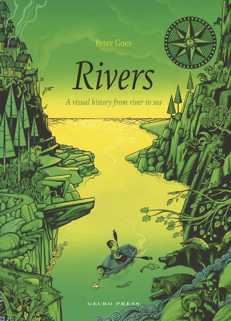 Rivers Peter Goes Geographical Book