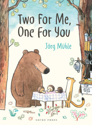 Two for Me, One for You cover