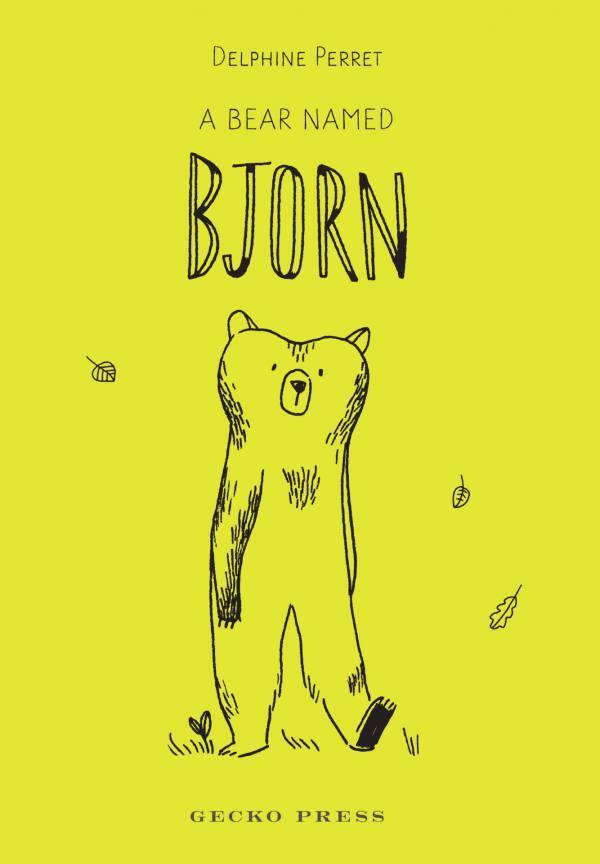 A Bear Named Bjorn cover