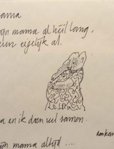 My Mama sketch