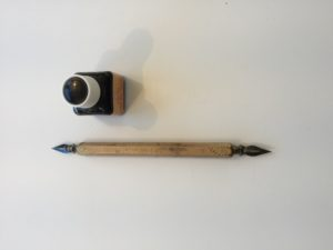 My Mama ink pen