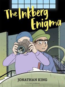 The Inkberg Enigma cover