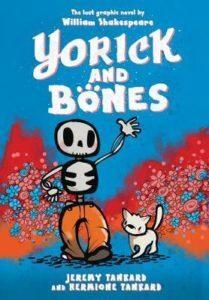 Yorick and Bones cover