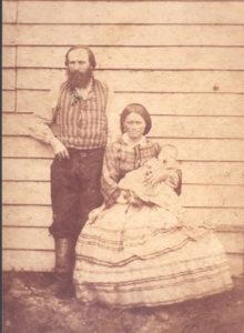William Carran and Catherine MacKay