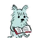 ADayWithDogs reading (c) Dorothee de Monfreid