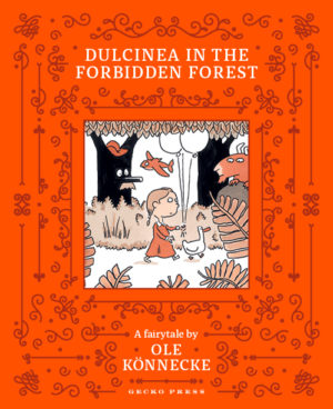 Dulcinea in the Forbidden Forest cover
