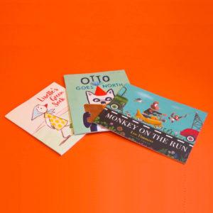 preschool book pack
