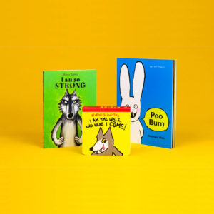 Read aloud book pack covers