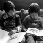 chlidren reading
