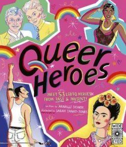Queer Heroes cover