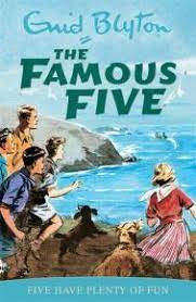Famous Five cover