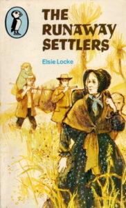 Runaway Settlers cover