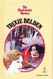 Trixie Belden cover