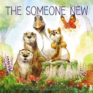 The Someone New cover