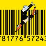 Barcode image using Encyclopedia of Grannies