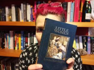 Louise at Wardini Books