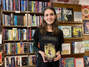 Ruby at Schrodinger's Books